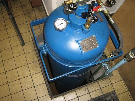 zbiornik ciśnieniowy