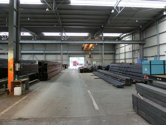 zabezpieczenia konstrukcji wykonanych ze stali